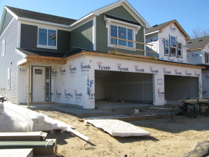 2015 New construction in Blaine